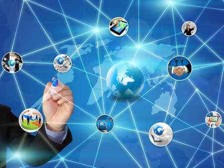 Business Network Design photo