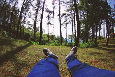 piheno: Pihenőidő, Relax, kereszt folyamat, évjárat hatása