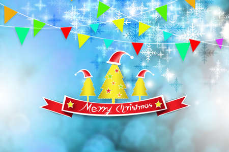 blinking: Christmas background with blinking stars.