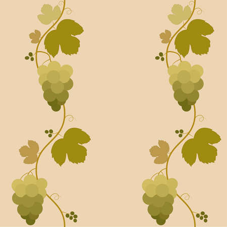 vine seamless pattern Stock Vector - 17697878
