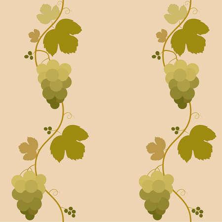 vine seamless pattern Stock Vector - 17697878