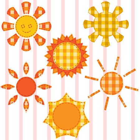 Satz von Sonnen, Quilting
