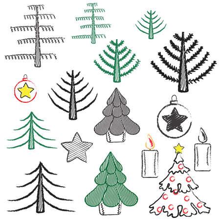 Set f�r Neujahr und Weihnachten