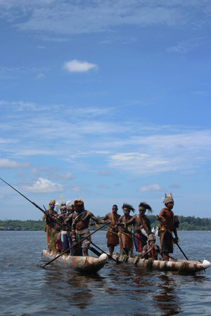 Culture Boat Maneuver