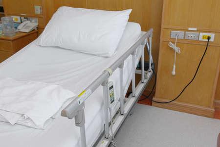 Comfortabele ziekenhuisbed