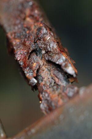metal rust texture Stock Photo