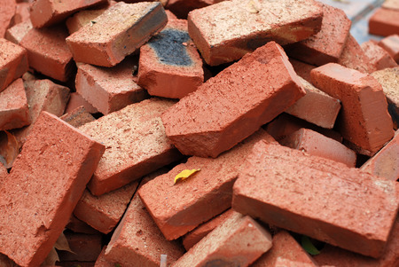 fire brick: Firebricks Stock Photo