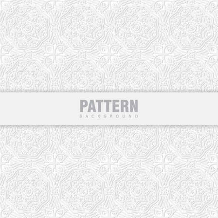 oriental patterns. background with Arabic ornaments. Patterns, backgrounds and wallpapers for your design. Textile ornament Vecteurs