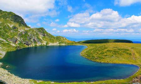 nature seven rila lakes the kidney season attraction travel popular