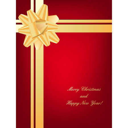 Elegant Christmas background Stock Vector - 16724500