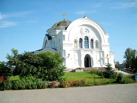 nikolay: Cathedral over. Nikolay, Is in territory of the Brest fortress.