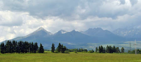 vested:  The Mountains High Tatry in Slovakia