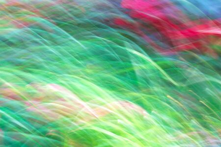 light streaks: Photo art, bright Colorful light streaks abstract background in blue, purple and green colors