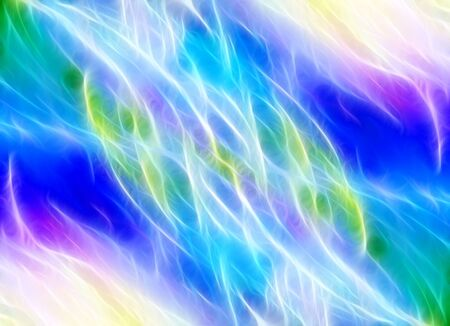 light streaks: Art, bright Colorful light streaks abstract background in blue, purple and green colors Stock Photo