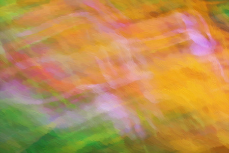 light streaks: Bbright Colorful light streaks abstract background painting oil in yellow, green and pink colors