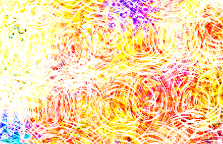 Beautiful bright abstract background with stripes in white, purple and yellow colors