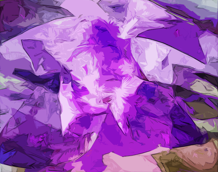 art abstract background in violet and pink colors