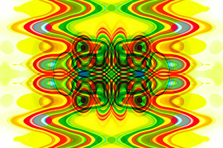 abstracted: art abstracted futuristic vibrant colorful chaotic pattern background