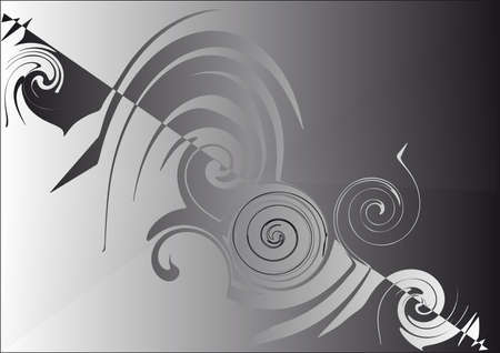 Abstract modern background in the vector  Vector