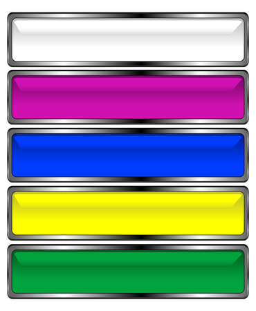 quadrant: set of colored buttons