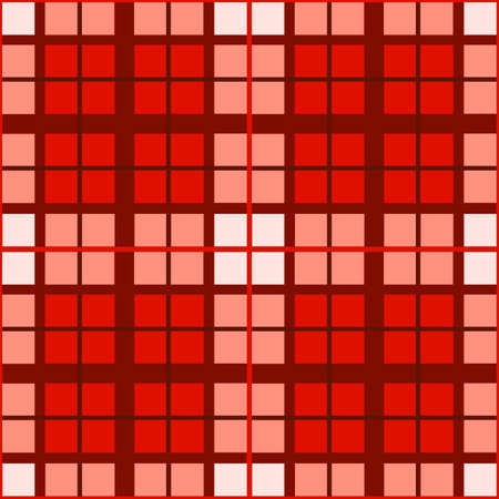 seamless tartan pattern, background   Vector