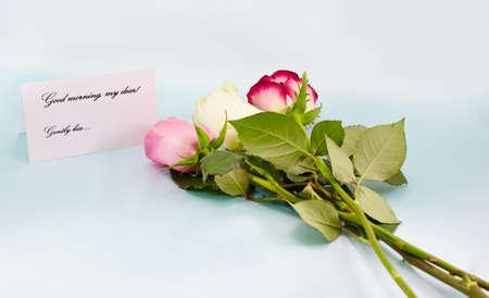 bouquet of roses Banco de Imagens