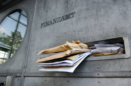 omission: Crowded mailbox at the Inland Revenue tax return deadline Editorial