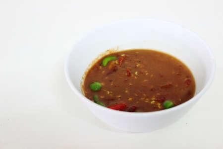 flavorsome: chili paste