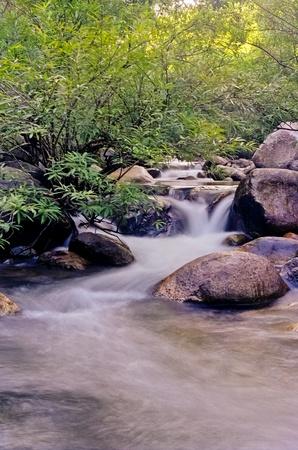 Namtok Phliu National Park, Chanthaburi, Thailand photo