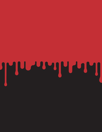 bleed: Dripping Blood Background Illustration Illustration