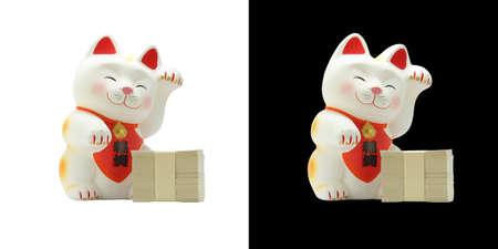 cat goddess: Maneki neko - Japanese Lucky Cat