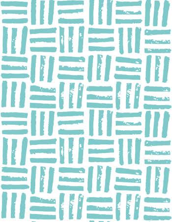 eco Seamless motif bleu. art de motif créé dans le style des mains de la nature. Le motif peut être utilisé pour la conception du tissu, le papier couverture.