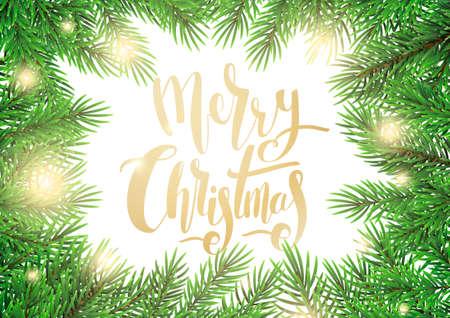 グリーティング カード クリスマスのベクトル イラスト  イラスト・ベクター素材