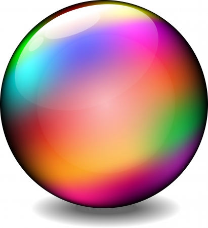 glare: Rainbow Glare Ball