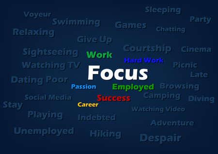 business focus: Focus On Business Motivation