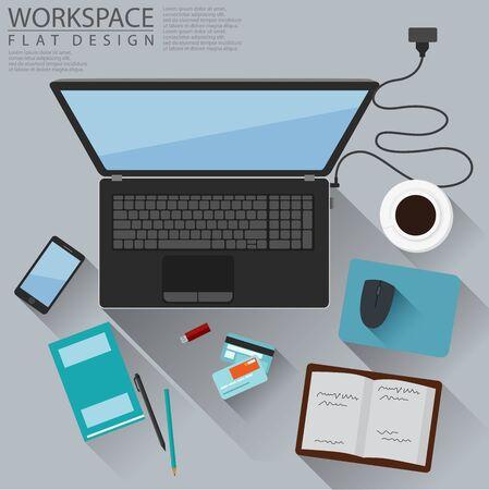 espacio de trabajo: