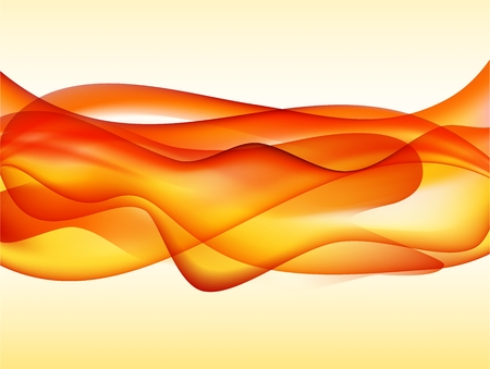 flame background: Abstract Smoke Flame Background