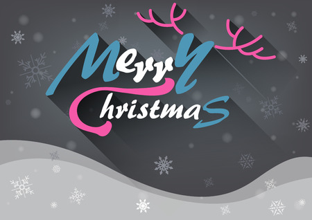 season s greeting: Merry Christmas Background