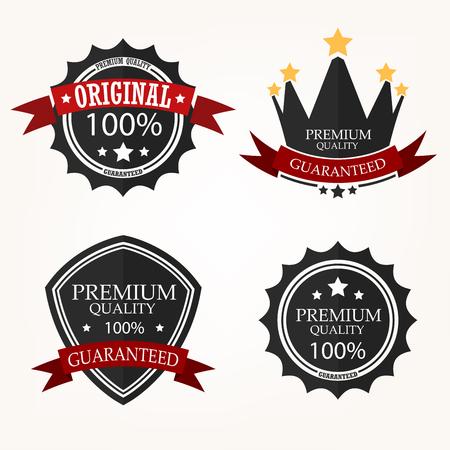 one hundred: Premium Quality Label sets