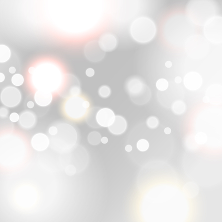 Abstract sparkling light effects. Suitable for product advertising, product design, and other. Vector illustration
