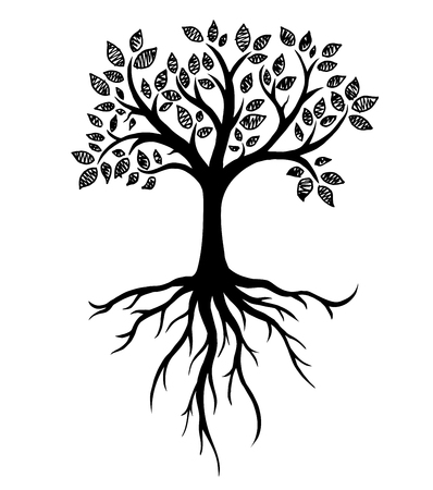 357 Tree Roots Underground Cliparts Stock Vector And Royalty Free
