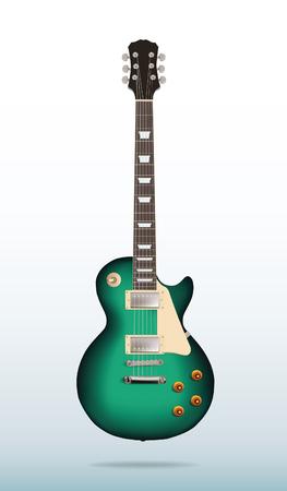 rosewood: Vector electric guitar