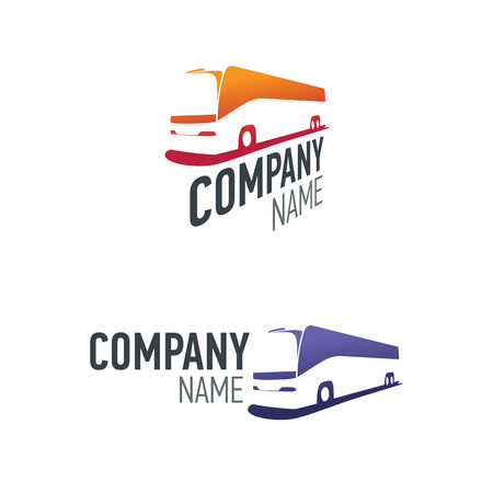 Car repair or delivery service label.