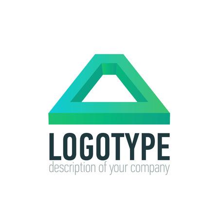 Letter O logo icon design template elements Illustration
