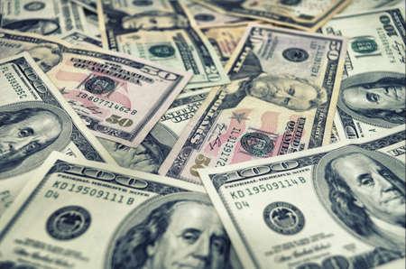 Achtergrond van het geld voor het bedrijfsleven