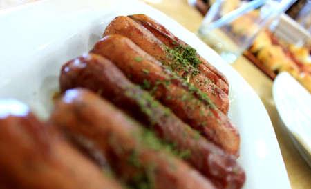 FOODIES: Great Sausage