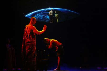 Chinese Kung Fu Performance