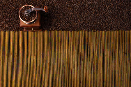 coffe bean: Caff� background