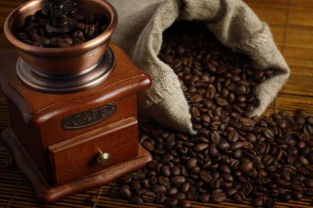 młynek do kawy: Grinder kawy z Bag