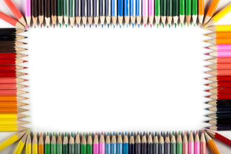 colored pencils: Colored Pencils Frame